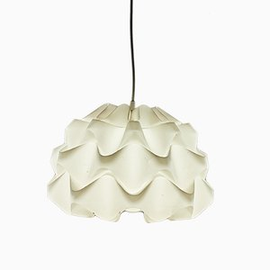 Lámpara colgante 175C de Poul Christiansen para Le Klint, años 60