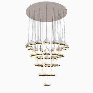 Lámpara de araña Hanna de Covet Paris
