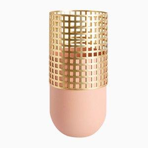 Vaso Mia alto rosa di Serena Confalonieri per Mason Editions, 2018