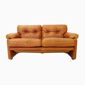 Coronado 2-Sitzer Sofa von Tobia Scarpa für B&B Italia, 1960er