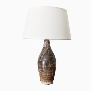 Sandstein Lampe, 1970er