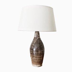 Sandstone Lamp, 1970s