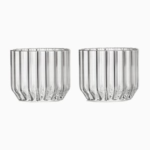 Dearborn Wine Glasses by Felicia Ferrone for fferrone, Set of 2