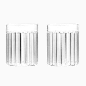 Bessho Tumbler Glasses by Felicia Ferrone for fferrone, 2017, Set of 2