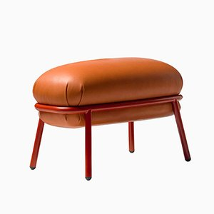 Grasso Footstool by Stephen Burks for BD Barcelona