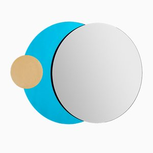 Lunar Tale Mirror by Loulwa Al Radwan for BD Barcelona