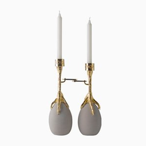 Walking Hen Candleholder by Aisha Al Sowaidi for BD Barcelona