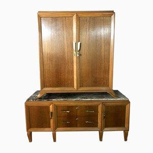 Cómoda y armario, años 50