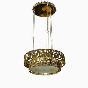 Lámpara de araña de Esperia, años 70