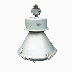 Lámpara industrial vintage, 1987