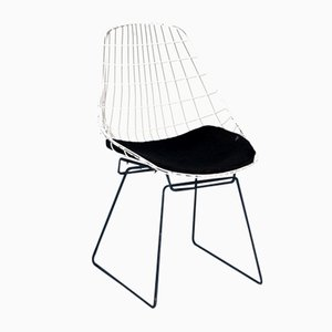 Mid-Century Wire Chair by Cees Braakman for Pastoe