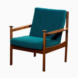 Norwegischer Sessel von Torbjørn Afdal für Sandvik & Co, 1950er