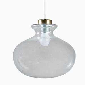 Model 4120 Bell Pendant Lamp from Limburg, 1970s