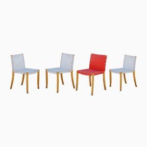 Stühle von Thonet, 1970er, 4er Set