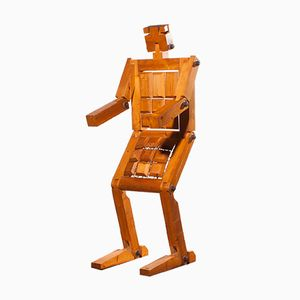 Robot Pine Chair from Bielke, 1977