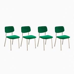 Model 1231 Cirrus Chairs by André Cordemeyer for Gispen, 1960s, Set of 4