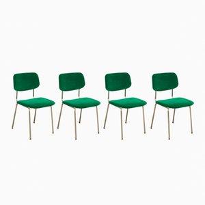 Modell 1231 Cirrus Chairs von André Cordemeyer für Gispen, 1960er, 4er Set