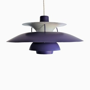 PH5 Pendant Lamp by Poul Henningsen for Louis Poulsen, 1960s
