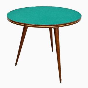 Mesa para juegos italiana, años 50