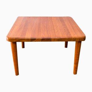 Table Basse Vintage Danish en Teck de Glostrup, 1960s