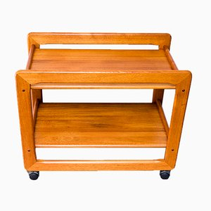 Danish Teak Bar Trolley from Tarm Stole og Møbelfabrik, 1960s