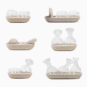 Servizio da cocktail Versatile di Gumdesign per La Casa di Pietra