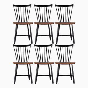 Vintage Stühle, 6er Set