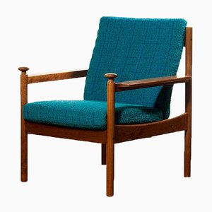Lounge Chair by Torbjørn Afdal for Sandvik & Co. Mobler, 1950s