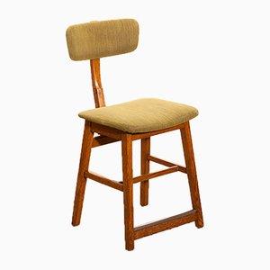 Chaise de Bureau Vintage en Chêne de Âtvidabergs