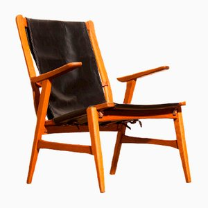 Vintage Ulrika Hunting Chair by Östen Kristansson for Vittsjö Sweden