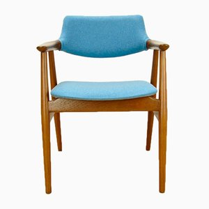 GM11 Teak Armchair by Svend Åge Eriksen for Glostrup, 1950s