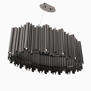 Lampada da soffitto ovale Brubeck di Covet Paris