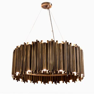 Round Brubeck Ceiling Lamp from Covet Paris