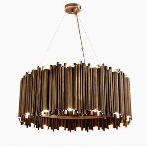 Runde Brubeck Deckenlampe von Covet House