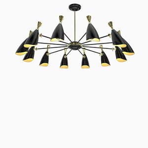 Duke 12 Round Chandelier from Covet Paris