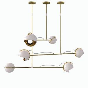 Lámpara de araña Laine de Covet Paris