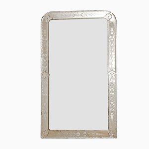 Large Venetian Mirror, 1940s