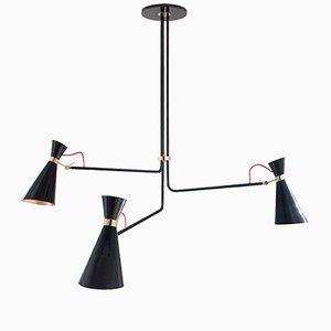 Simone Ceiling Lamp from Covet Paris