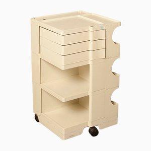 Mid-Century Boby 3 Portable Storage System by Joe Colombo for Bieffeplast