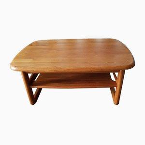 Vintage Danish Teak Coffee Table from Silkeborg