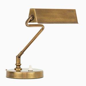Schwedische Tischlampe, 1960er