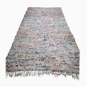 Mid-Century Rag Teppich