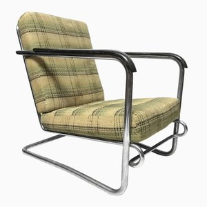 Cantilever Armchair, 1930s