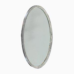 Spanish Oval Mirror, 1970s