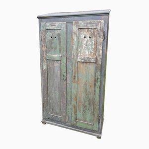 Wooden Wardrobe, 1940s