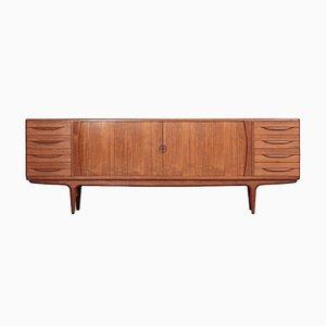 Scandinavian Sideboard by Johannes Andersen for Uldum Mobelfabrik, 1960s