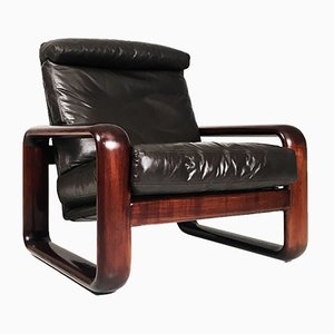 Hombre Highback Lounge Chair by Burkhard Vogtherr for Rosenthal, 1970s