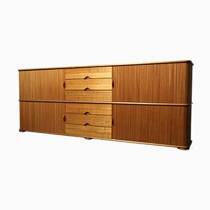 Sideboard with Shutters by Trix & Robert Haussmann for Röthlisberger, 1990s