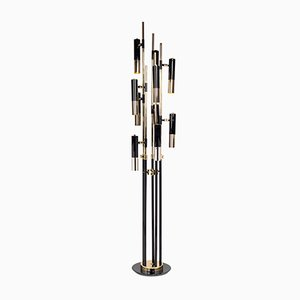 Ike 10 Floor Lamp from Covet Paris