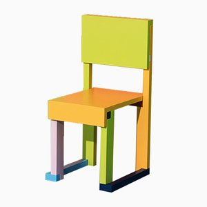 EASYDiA Stockholm Children's Chair by Massimo Germani Architetto for Progetto Arcadia